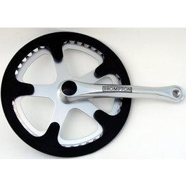 Brompton Brompton 44T Fixed Chainwheel w/ right hand crank