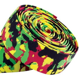 Serfas ECHELON Bar Tape - Red/Green/Yellow