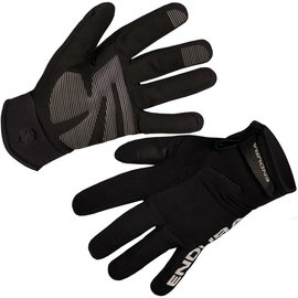 ENDURA Women's STRIKE II Glove - Black