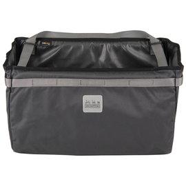 Brompton Borough Basket Bag L - Dark Grey