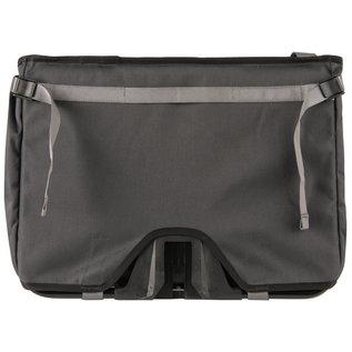 Brompton Brompton Borough Basket Bag L - Dark Grey