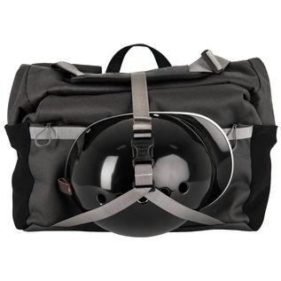 Brompton Brompton Borough Roll-top Bag L - Dark Grey