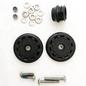 Brompton Brompton  Eazy Wheel Rollers Kit - 6mm