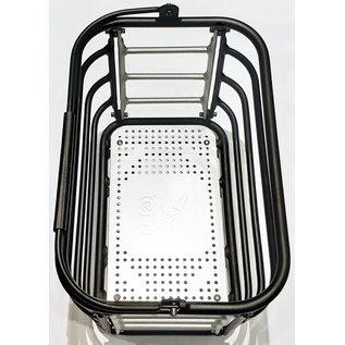 Tern Kori Basket - Black / Silver