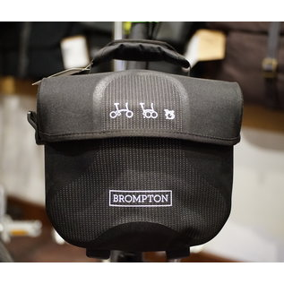 Brompton Brompton O-Bag Mini - Black Reflective