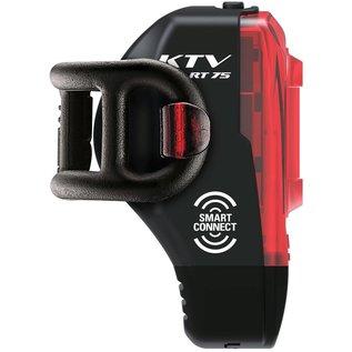 Lezyne Lezyne KTV Pro Smart Pair - Black