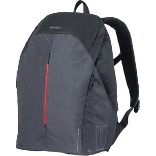 Basil Basil B-Safe Backpack - Graphite Grey