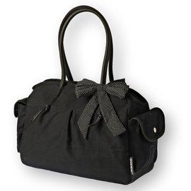 Basil Katharina B&D Shoulder bag - Black & Dots