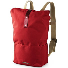 Brooks Hackney Backpack - Red/Maroon