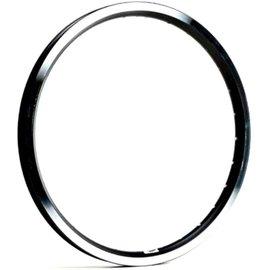 "Brompton 16 x 1 3/8"" wheel rim (ETRTO 349), 28H - Standard - Black"