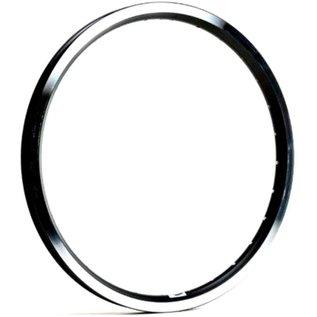 "Brompton Brompton 16 x 1 3/8"" wheel rim (ETRTO 349), 28H - Standard - Black"