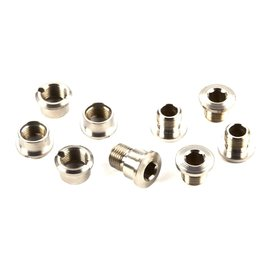 Brompton Set of 5 bolts, for detachable Brompton Chain-Ring
