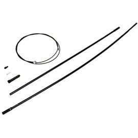 Brompton Brake cable assembly front, P Type