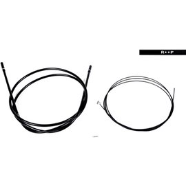 Brompton Brake cable assembly rear, P Type