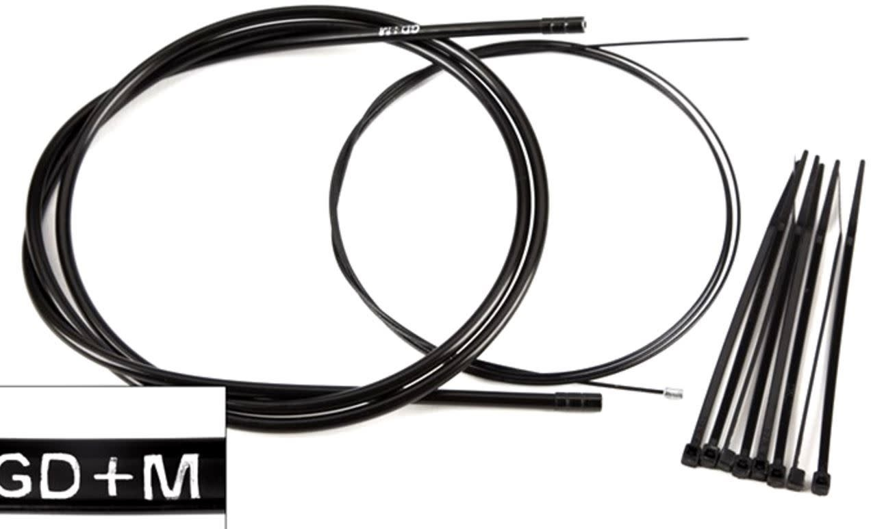 Pre 2017 Brompton DR Gear Cable and Outer for Gear Trigger S Type