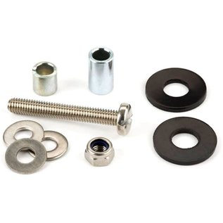Brompton Brompton FIXINGS for Rear Rack Roller and shock cord , not Eazy Wheel