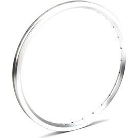 "Brompton 16 x 1 3/8"" wheel rim (ETRTO 349), 28H - Standard - Silver"