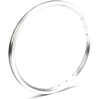 """Brompton Brompton 16 x 1 3/8"""" wheel rim (ETRTO 349), 28H - Standard - Silver"""