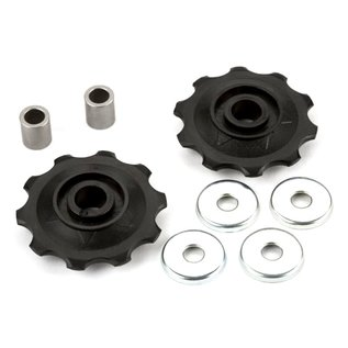 Brompton Brompton Replacement chain tensioner idlers + fittings only - Non DR (Pair)