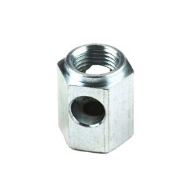 Brompton Chain tensioner nut for SA 3-spd Sturmey - alloy shell