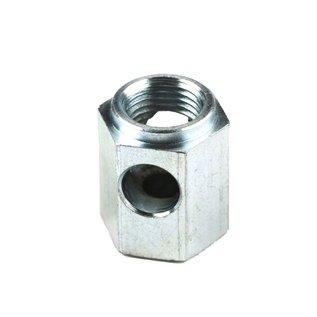 Brompton Brompton Chain tensioner nut for SA 3-spd Sturmey - alloy shell