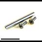 Brompton Brompton Rear hinge SPINDLE/SCREWS only, exc Tools