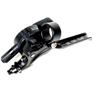 Brompton Brompton DR Gear Shifter with integrated brake lever LHS - 2 Speed (Black/Black) (2017 - )