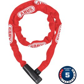 Abus Steel-O-Chain 5805K - 75cm,  Red
