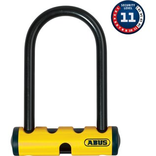 Abus ABUS U-MINI U-Lock -  Yellow