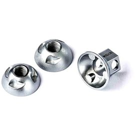 Pinhead Solid Axle 9mm Lock Nuts with Key /pair (M9)