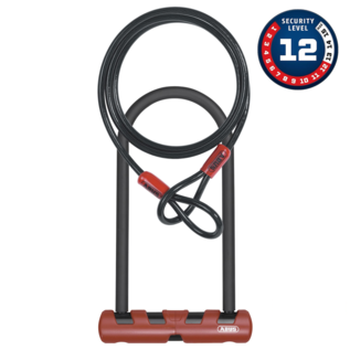 Abus Abus Ultimate 420 + Cable