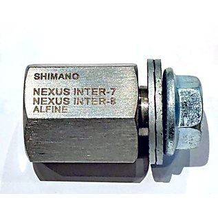 Thule Thule / Chariot Internal Gear Hub HITCH ADAPTOR - Shimano