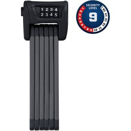 Abus Bordo 6100 Combo - Black 90cm
