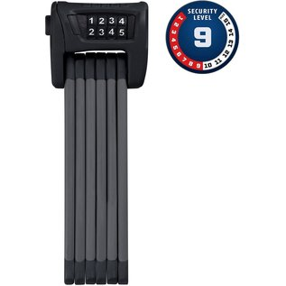 Abus Abus Bordo 6100 Combo - Black 90cm