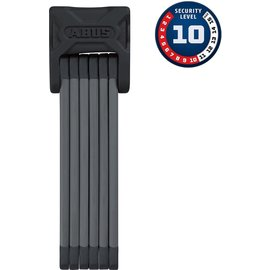 Abus BORDO 6000 -  Black 90cm