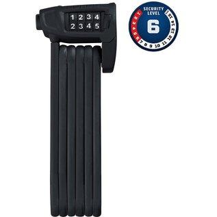 Abus Abus Bordo 6150 Combo Lite - Black 85cm