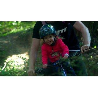 Shotgun SHOTGUN MTB Child Seat - on frame