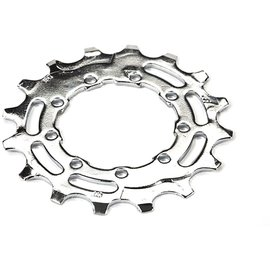 "Brompton Rear sprocket - 2/6spd, 16T , 2mm, 3/32"" chain, Shimano"