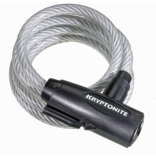 KRYPTONITE Kryptonite KEEPER 1018 Key Cable Lock