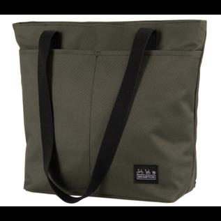 Brompton Brompton - Borough Tote Bag w/ Frame - Small - Olive