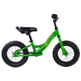 Evo EVO Beep Beep  Push Bike, 12-1/2'', Lucky Charm Green