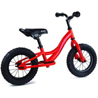 Evo EVO Beep Beep Push Bike, 12-1/2'', Orange Peel/Red