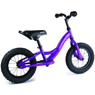 Evo EVO Beep Beep Push Bike, 12-1/2'', Purpling Purple