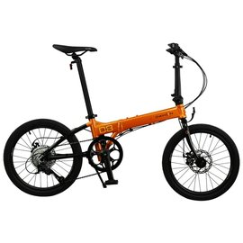 Dahon Launch D8 - Orange / Black