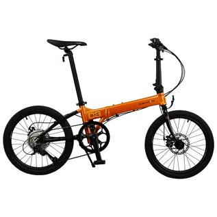 Dahon Dahon Launch D8 - Orange / Black
