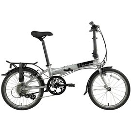 Dahon Mariner D8 - Brushed