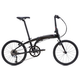 Tern Tern Verge D9 - Black/Red