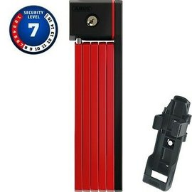Abus Bordo uGrip 5700 SH - Red
