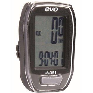 Evo EVO Abacus 9 Wireless cycle computer 9 functions