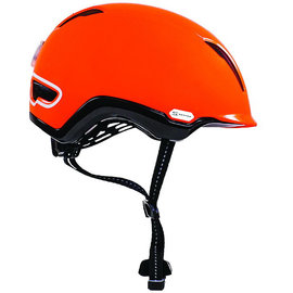 Serfas Kilowat Ebike Helmet - Gloss Orange